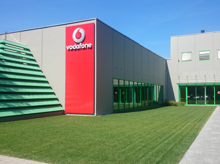 Sídlo Vodafone Automotive S.p.A.